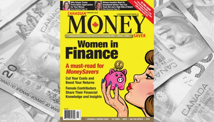 Canadian MoneySaver Women in Finance Edition