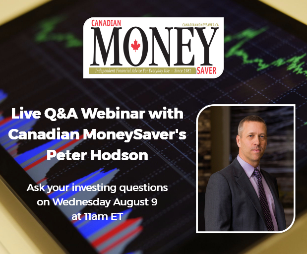Live Q&A Webinar with Peter Hodson
