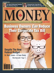Canadian MoneySaver June 2018 Edition