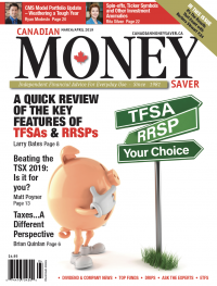 Canadian MoneySaver March/April 2019 Edition