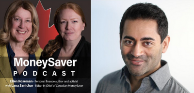 The MoneySaver Podcast and Preet Banerjee