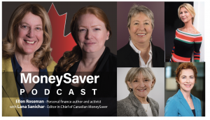 The MoneySaver Podcast Women and Investing